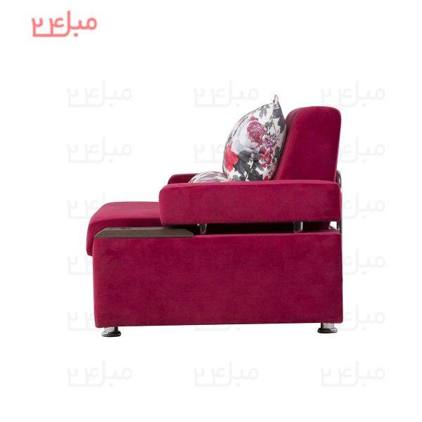 مبل تختخواب شو ( تخت شو ) یک نفره مدل G13M