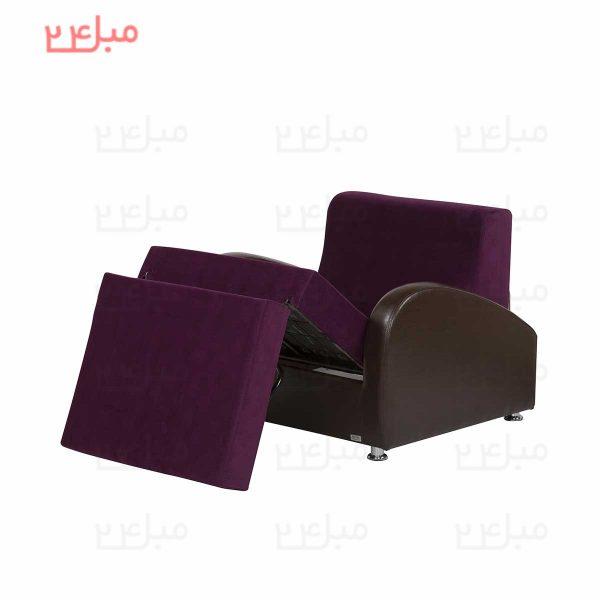 مبل تختخواب شو ( تخت شو ) یک نفره مدل G16