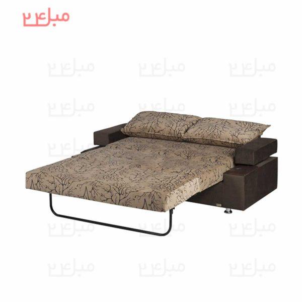 کاناپه تختخواب شو ( تخت شو ) دو نفره مدل G23M