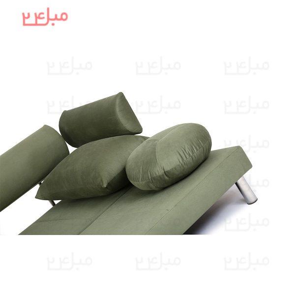کاناپه تختخواب شو ( تخت شو ) دو نفره مدل G25 (5)