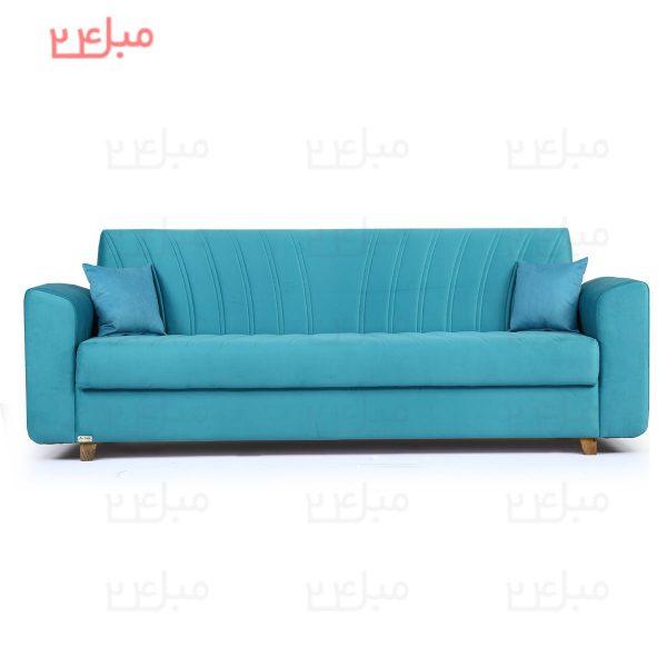 کاناپه تختخواب شو ( تخت شو ) یک نفره مدل B18