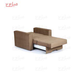 مبل تختخواب شو ( تخت شو ) یک نفره مدل : V12