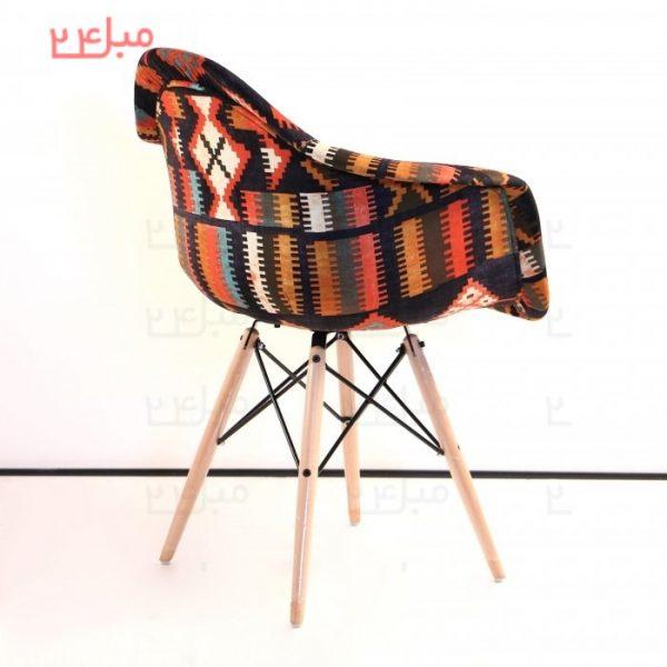 صندلی دکوراتیو مدل H55