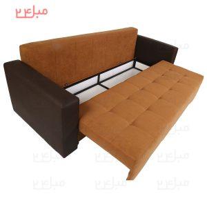 کاناپه تختخواب شو ( تخت شو ) دو نفره مدل B22