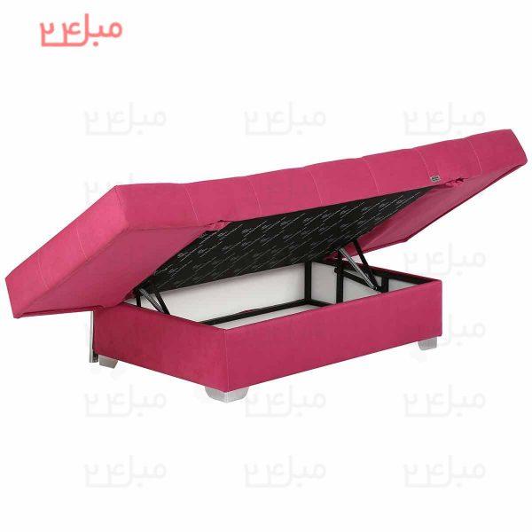 کاناپه تختخواب شو ( تخت شو ) یک نفره مدل D11 (5)