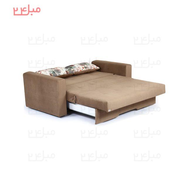 کاناپه تختخواب شو ( تخت شو ) دو نفره مدل : V22
