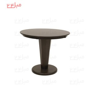 میز 2نفره گرد انیکس مدل : Mnoni 14-2