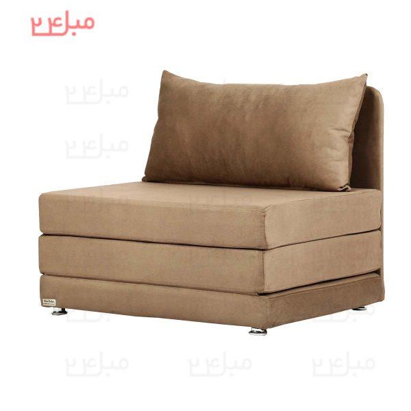 مبل تختخواب شو ( تخت شو )یک نفره مدل :A20