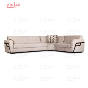 مبل ال تختخواب شو ( تخت شو ) یک نفره مدل L22n
