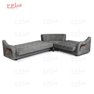 مبل ال تختخواب شو ( تخت شو ) یک نفره مدل LP21