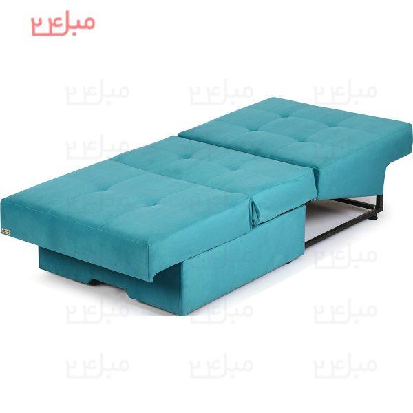 مبل تختخواب شو ( تخت شو ) یک نفره مدل V10