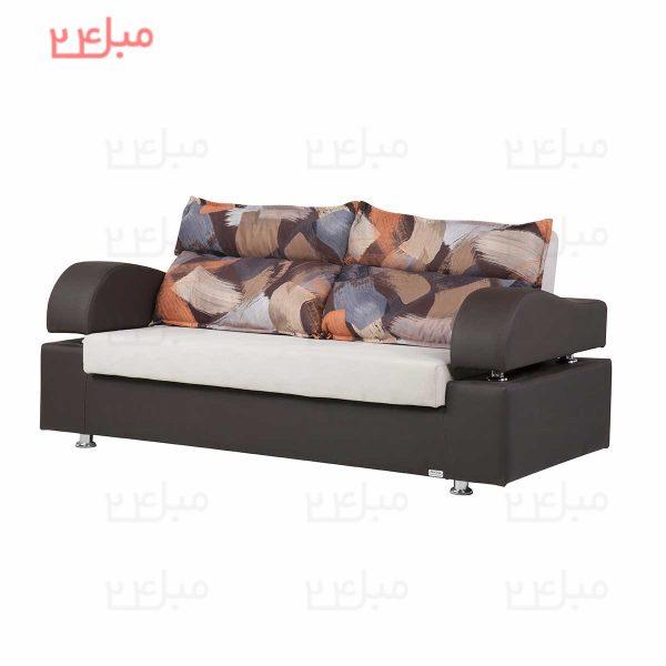 کاناپه تختخواب شو ( تخت شو ) دو نفره مدل G21