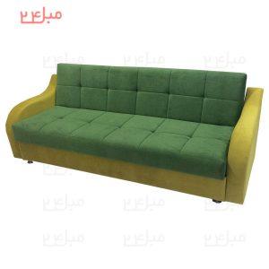 کاناپه تختخواب شو ( تخت شو ) یک نفره مدل : B11