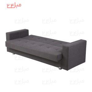 کاناپه تختخواب شو ( تخت شو ) یک نفره مدل B12کاناپه تختخواب شو ( تخت شو ) یک نفره مدل B12