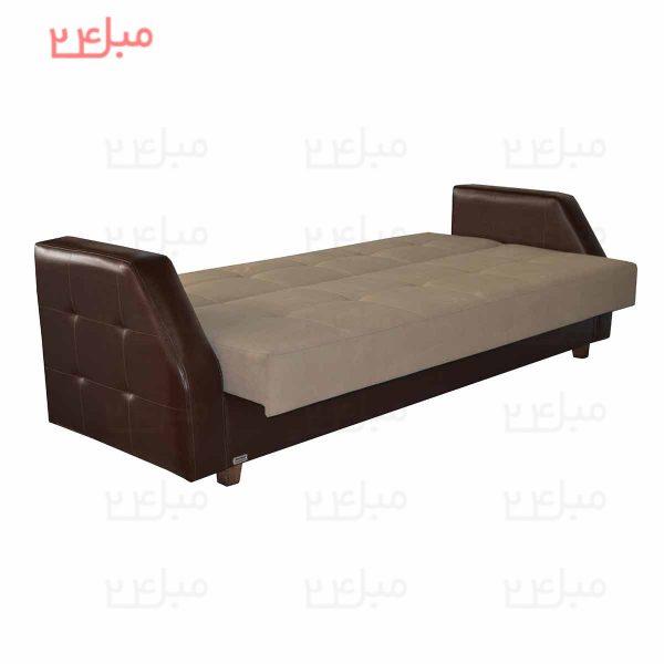 کاناپه تختخواب شو ( تخت شو ) یک نفره مدل B14