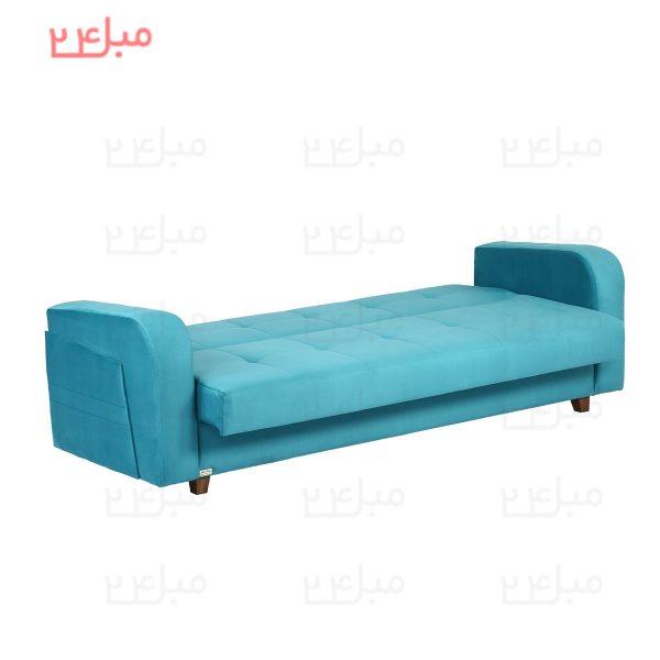 کاناپه تختخواب شو ( تخت شو ) یک نفره مدل B15