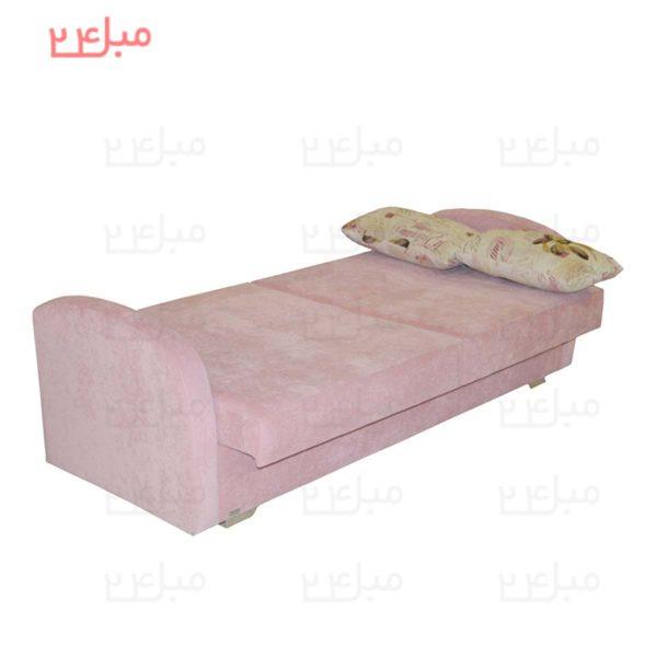 کاناپه تختخواب شو ( تخت شو ) یک نفره مدل B16