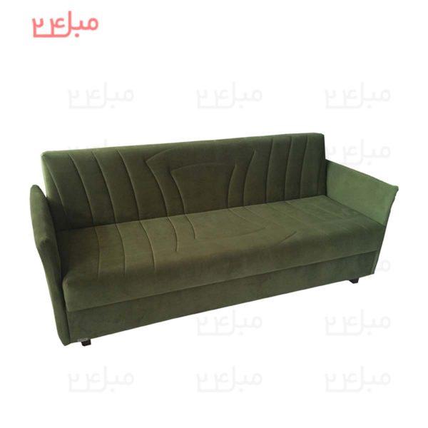 کاناپه تختخواب شو ( تخت شو ) یک نفره مدل : B17