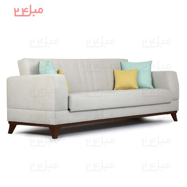 کاناپه تختخواب شو ( تخت شو ) یک نفره مدل b19np