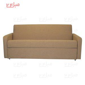 مبل تختخواب شو ( تخت شو ) دو نفره مدل : UN22