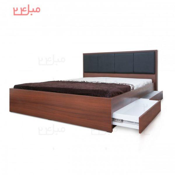 تخت خواب دو نفره مدل DH22
