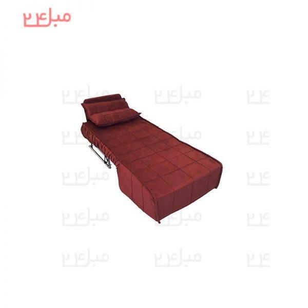مبل تختخواب شو ( تخت شو ) یک نفره مدل C10N