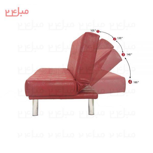 کاناپه تختخوابشو-k10