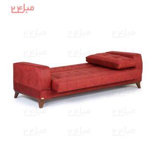 کاناپه تختخواب شو ( تخت شو ) یک نفره مدل p19np